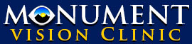 Monument Vision Clinic Logo